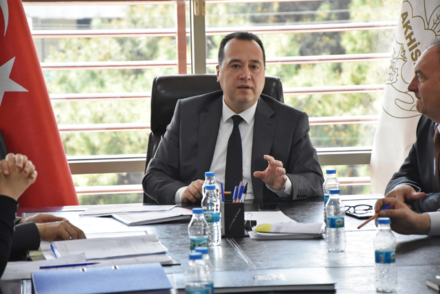 Başkan Dutlulu'dan İYİ Parti'ye cevap