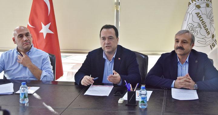 Akhisar'dan Barış Pınarı Harekatına tam destek