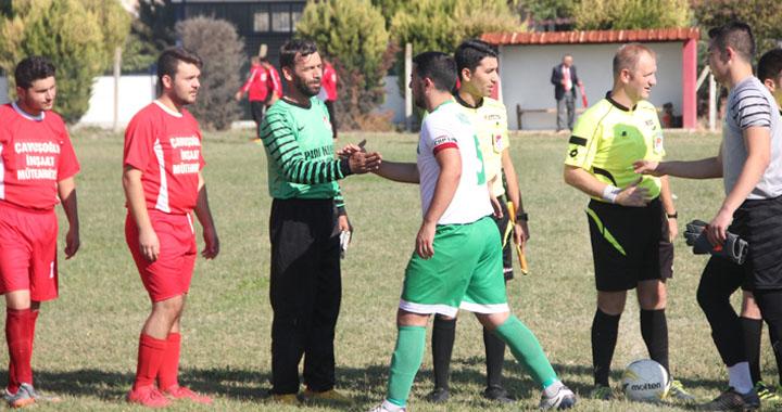 Mecidiyespor, Süleymanlıspor'u gole boğdu