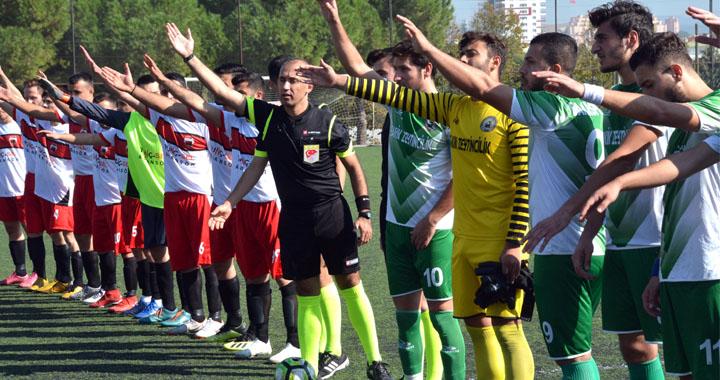 Akhisar Sanayispor ile Bakırspor yenişemedi 1-1