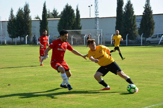 Kayalıoğluspor, Gölmarmaraspor'u 2-1 mağlup etti