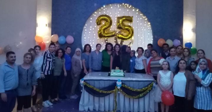 Akhisar Belediyesi Dans Topluluğu 25.yılını kutladı