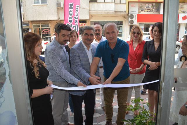 Saloon Eslem ikinci şubesi hizmete açıldı