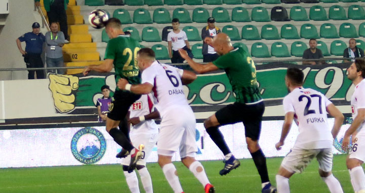 Akhisarspor evinde Eskişehirspor'u 2-1 mağlup etti