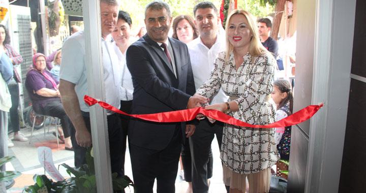 Pasaport Pizza Akhisarlıların hizmetine açıldı