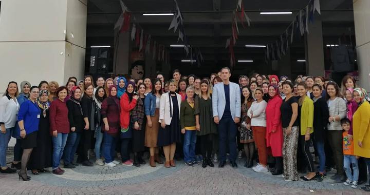 Aybek Turizm, Soma Kadın girişimciler fuarına katıldı