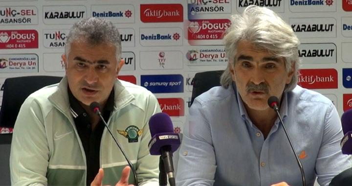 Akhisarspor, Adanademirspor maçı ardından