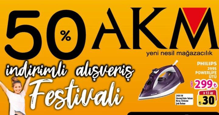 AKM'de indirimli alışveriş festivali başlıyor