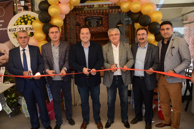 Aktaş Fırın ve Cafe hizmete açıldı