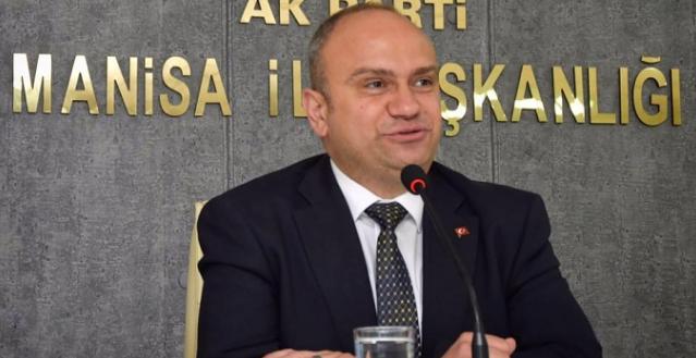 AK Parti Manisa İl Başkanı Berk Mersinli, istifasını açıkladı