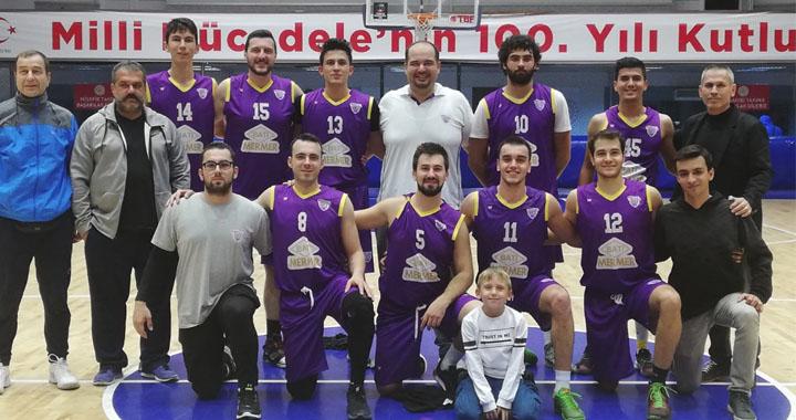 Akhisargücü basketbol takımı lige galibiyetle başladı