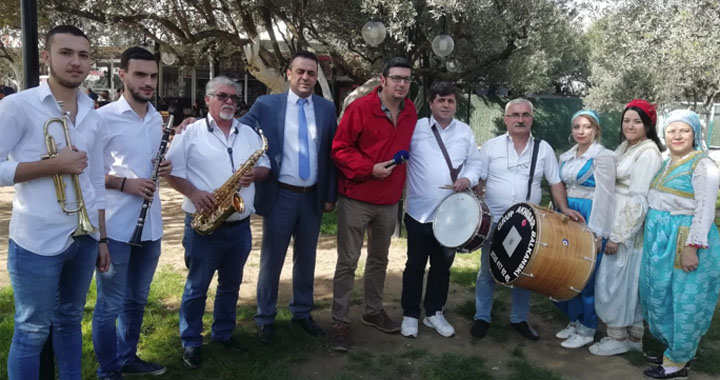 """Türkiye'nin tek gezi programı """"Rehber"""" Akhisar'ı çekti"""