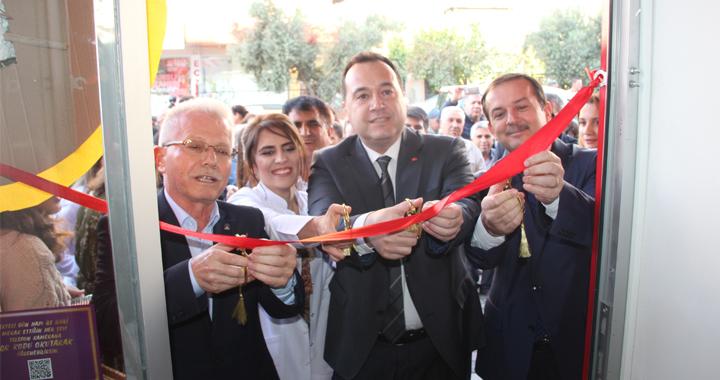 Gülşah Eczanesi hizmete açıldı