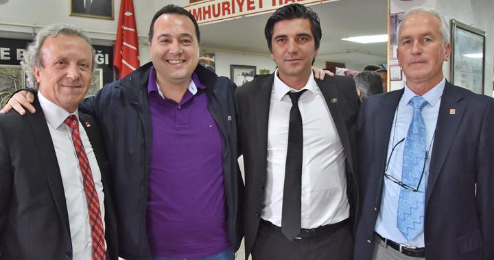 CHP Akhisar İlçe Teşkilatında 3 aday yarışıyor