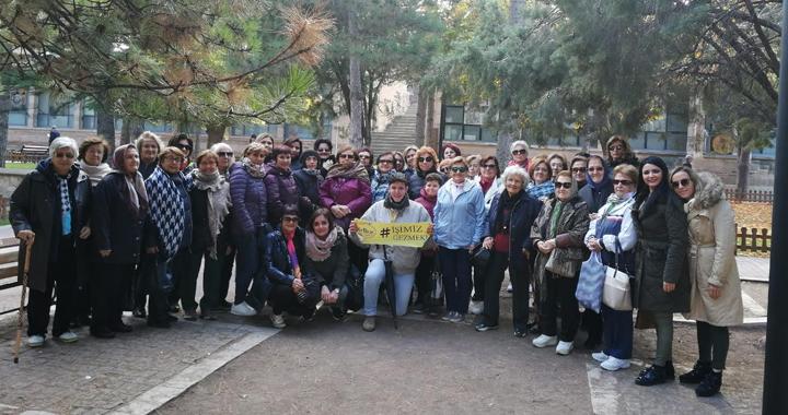 Yardımsevenler Derneği Aybek Turizm ile Eskişehir'i gezdi