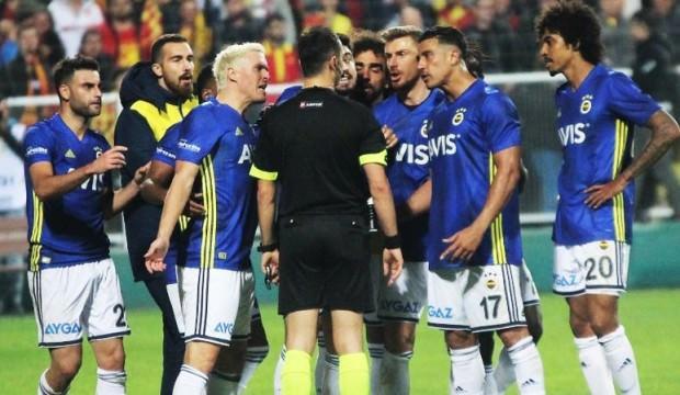 Göztepe - Fenerbahçe Maçında Yanlış Karar Yankıları