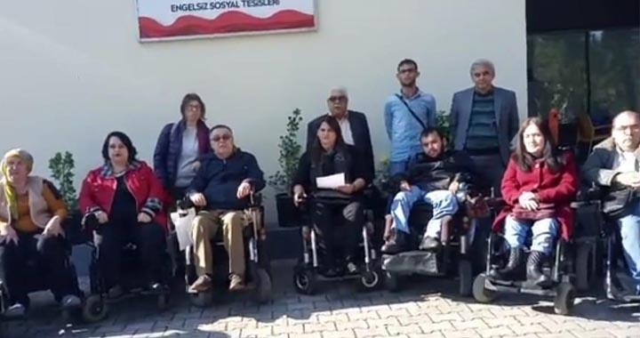 Kent Konseyi Engelli Meclisinden Dünya Engelliler Günü açıklaması