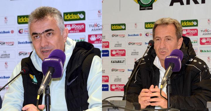 Akhisarspor, İstanbulspor maçı ardından