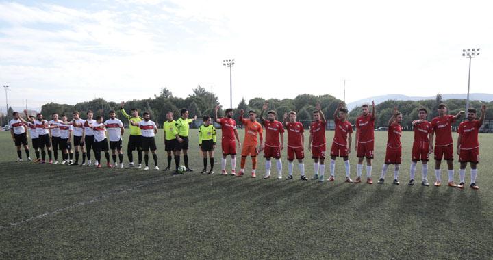 Sanayispor, Gölmarmara'yı gole boğdu 7-1