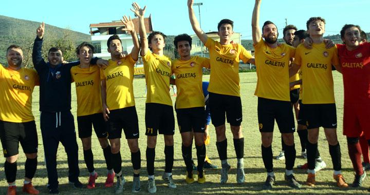 Kayalıoğlu, Turgutalp Gençlikspor'u ağırladı