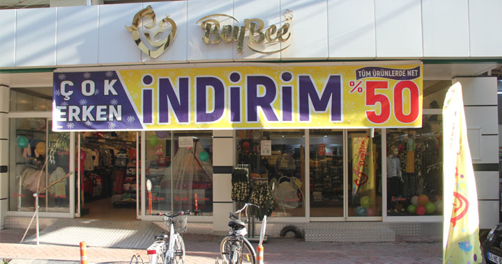 Pierre Cardin ürünleri Beybee'de