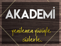 Akademi Beyaz Salon 2020 yılı Rezervasyonlara başladı