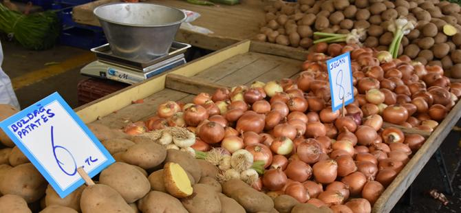 Patates ve soğanın yurt dışına satışına kısıtlama getirildi