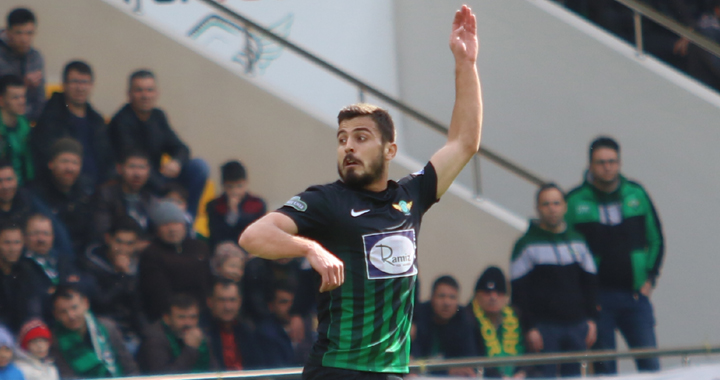 Akhisarspor'da Eray Ataseven kadro dışı kaldı!