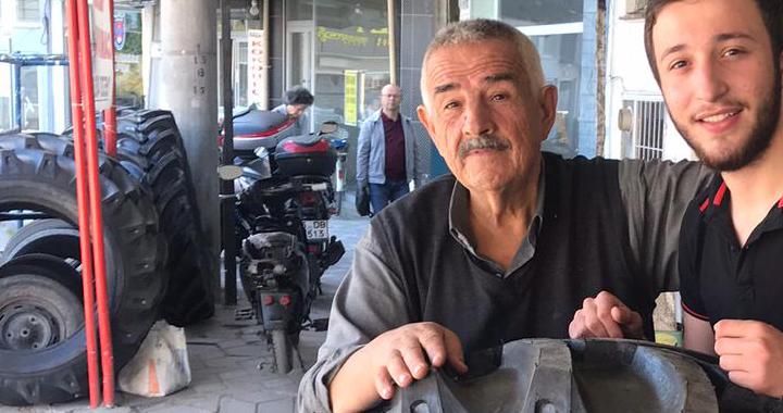 Hacı Hasan Deniz son yolculuğuna uğurlandı