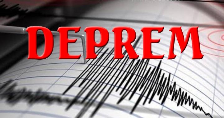 Artçı depremler korkutuyor bu defa merkez üssü Akhisar İlçe merkezi 4.2