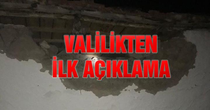 Manisa Valisi Ahmet Deniz, Evlere girilip girilmemesi kararı yarın verilecek
