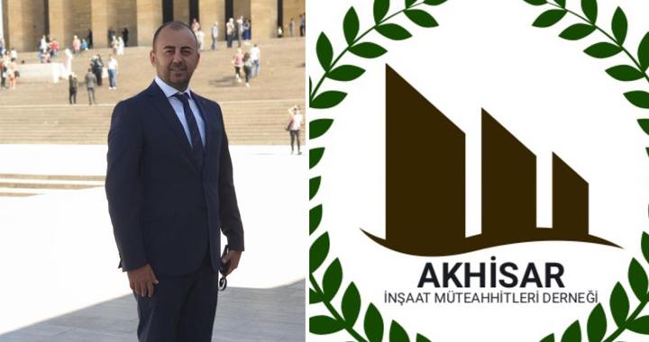 Akhisar Müteahhitler derneği başkanı Aydoğan Şirin'den deprem sonrası önemli açıklamalar