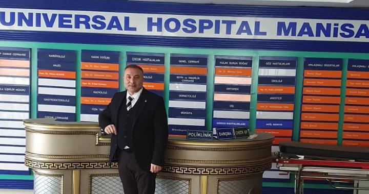Tavlı Group, Manisa Vatan ve Universal Hospital hastanelerini satın aldı