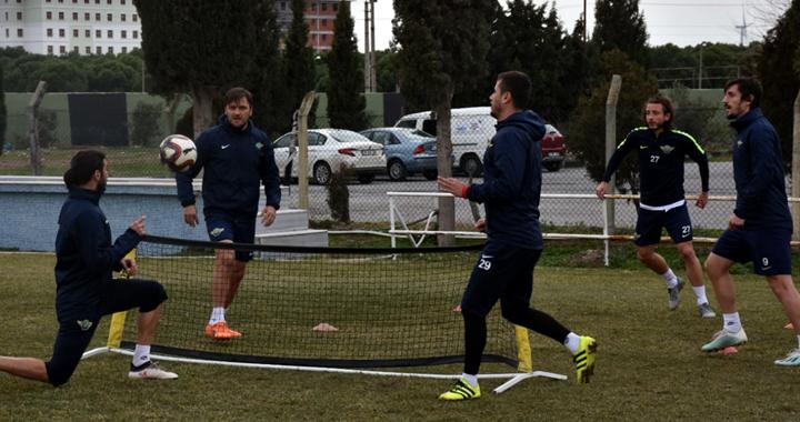 Akhisarspor, Hatayspor maçı hazırlıklarına başladı