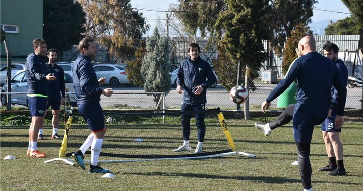 Akhisarspor, Karagümrük hazırlıklarına başladı