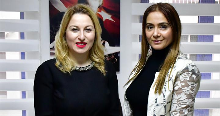 Pınar Gören Güney, Dr. Betül Bayır ile protokol imzaladı