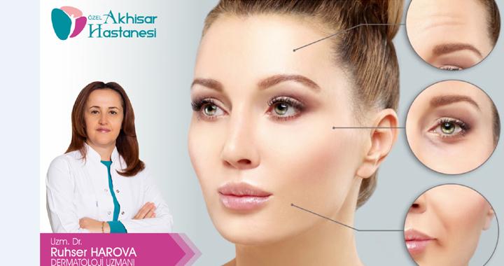 Özel Akhisar hastanesi Botox hakkında bilgilendiriyor
