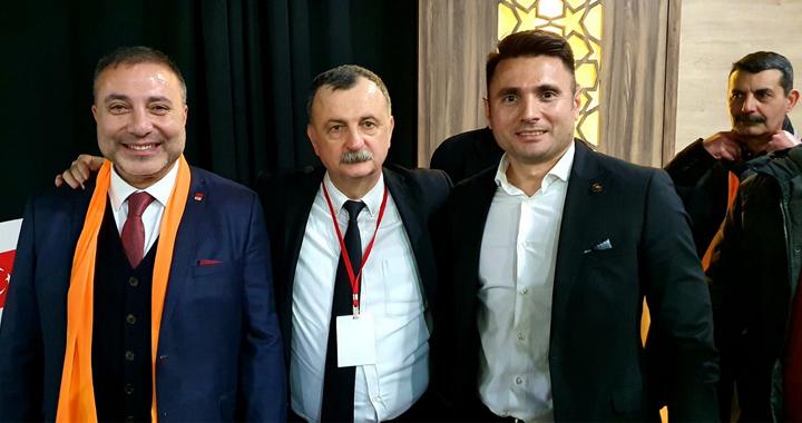 CHP il başkanlığını Balaban kazandı