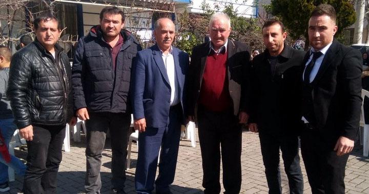 İYİ Parti Akhisar İlçe başkan Adayı Sakallı, delege ziyaretleri