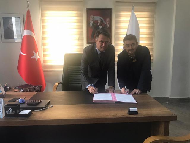 Merkez Eğitim Kurumlarıyla Akhisar OSB Müdürlüğü protokol imzaladı