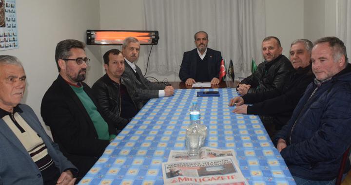 Saadet Partisi İdlib şehitleri için açıklama yaptı