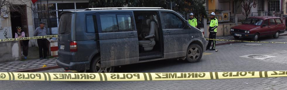Akhisar'da silahlı saldırı