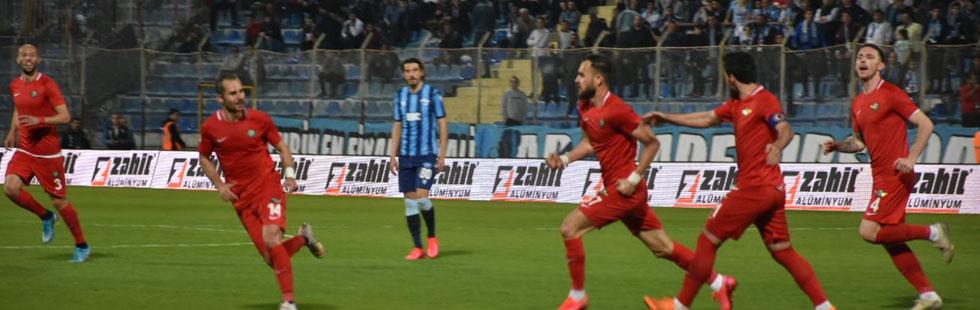 Akhisar Adana Demir'i büktü 2-3
