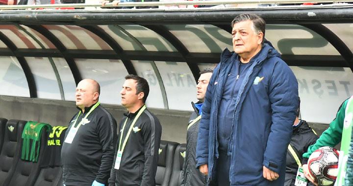 Akhisarspor Vural'la gol oldu yağdı