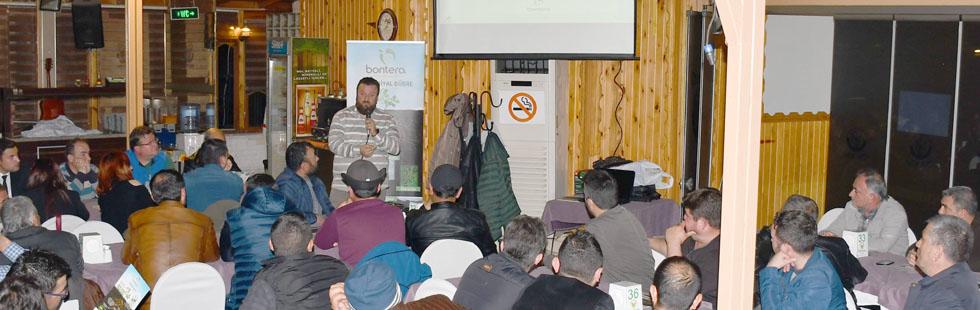 Akhisar Ziraat, Bontera Mikrobiyal gübreyi çiftçilere tanıttı
