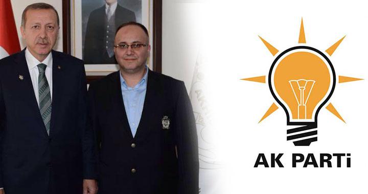 AK Parti Akhisar ilçe kongresi ertelendi