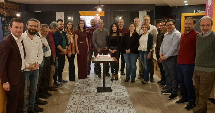Özel Akhisar Hastanesi Tıp Bayramını Kahve Diyarı'nda kutladı