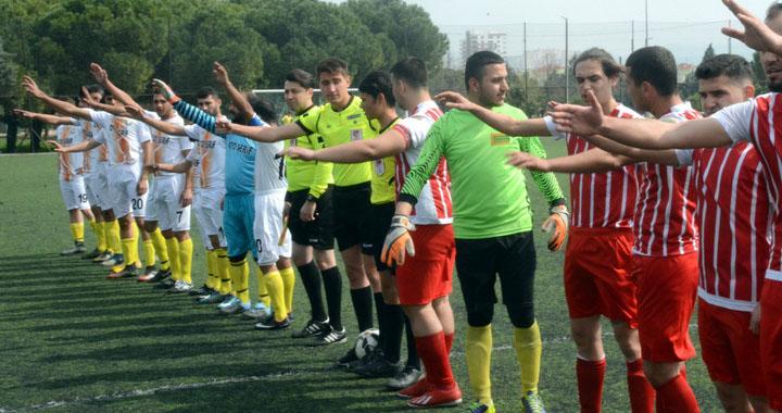 Çağlayanspor, Hamidiye'yi rahat geçti 2-0