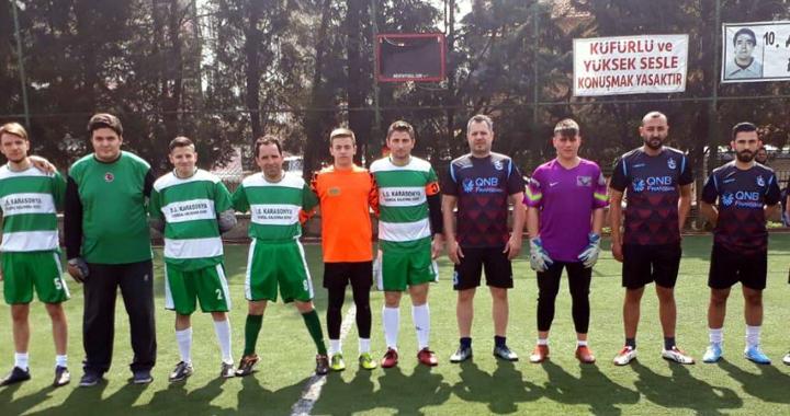 10. Ali Kemal Kirazoğlu, halı saha futbol turnuvası başladı