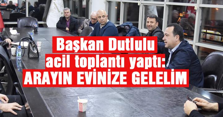 Akhisar Belediyesi, 65 yaş üstü vatandaşların emrinde!